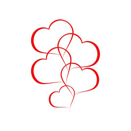 Vector illustration heart