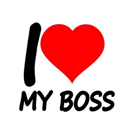position d amour: J'aime le patron