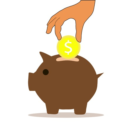 moneybox Illustration