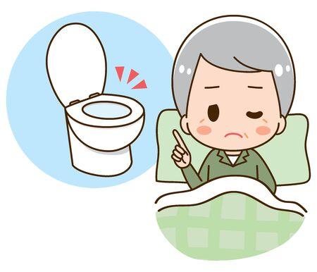 Urinary intentions Senior male