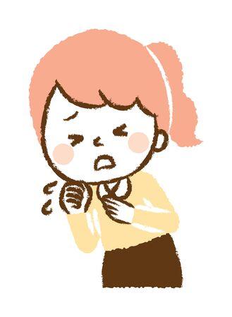I have a sore throat