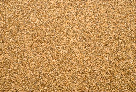 Natural background - compressed chips of corkwood