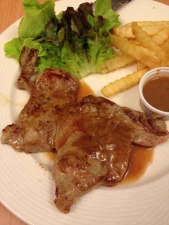 rib eye: Rib Eye Steak