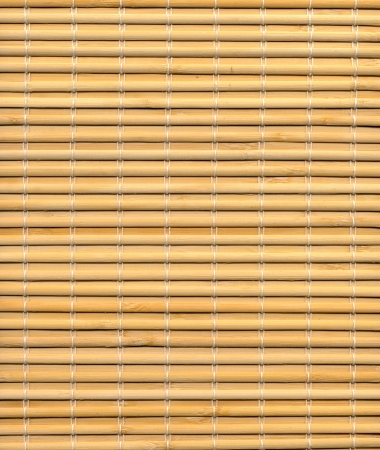 reiteration: Bamboo mat as a  background