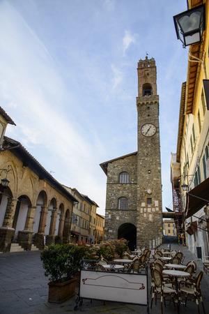 montalcino: Montalcino city