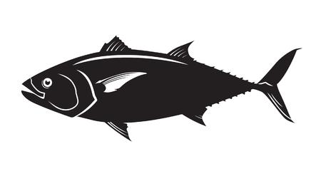 simple image tuna