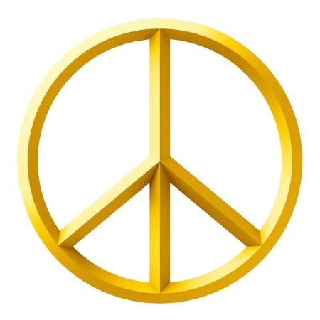 Peace sign Stock Photo - 8216960