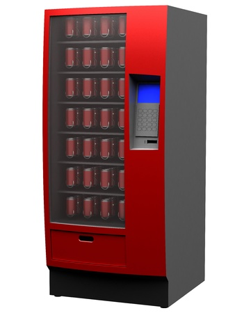 vending machine Stock Photo - 8885905
