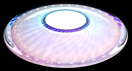 unidentified: Objeto volador no identificado con luz