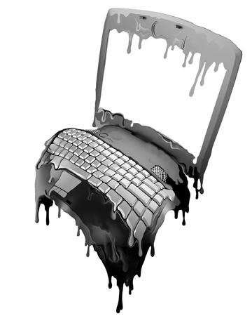 Data leak Stock Photo - 10029312