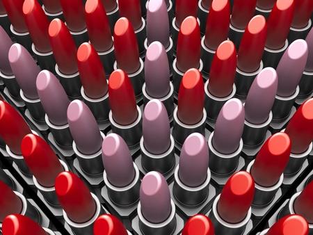 lipstick tube photo