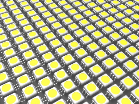 it is a lot of LED chip  photo