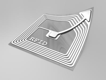 rfid: RFID chip