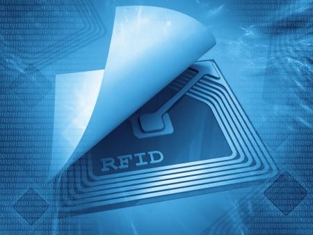 puce RFID photo