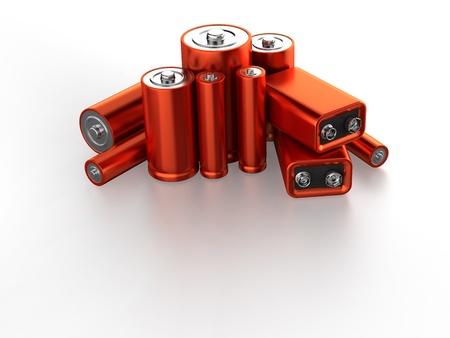 9v battery: Accumulator battery