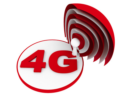 long term evolution: 4G - fourth generation telecommunications technology