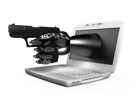 criminal activity: Cyber crime