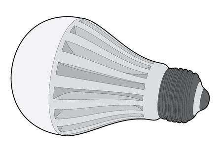 light emitting diode: LED   Light Emitting Diode  lamp