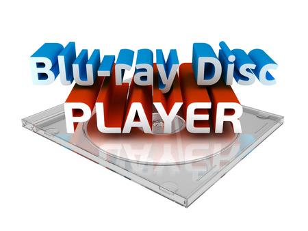 bluray: Bluray Disc BD player