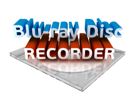 recordable: bluray recorder