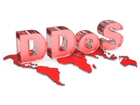 Distributed denialofservice DDoS attack