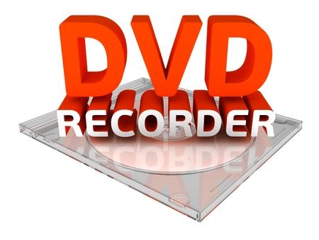 grabadora: grabador de DVD