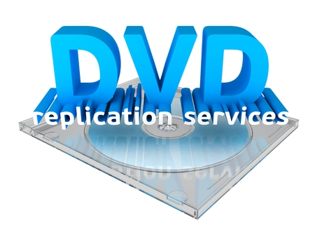 replication: DVD replication service