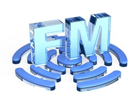 ico: FM broadcasting FM radio