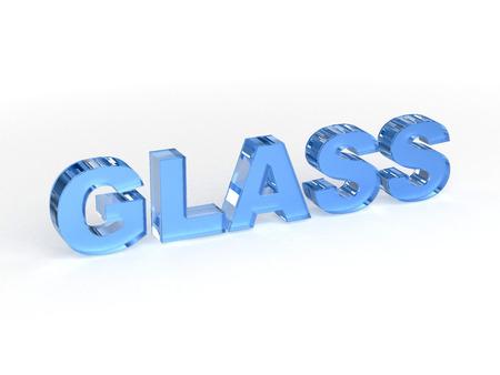 ico: glass Stock Photo