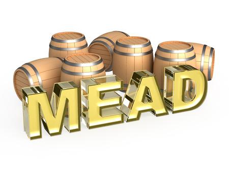 casks: Mead cask