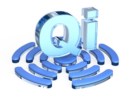 qi: Qi - inductive power standard word