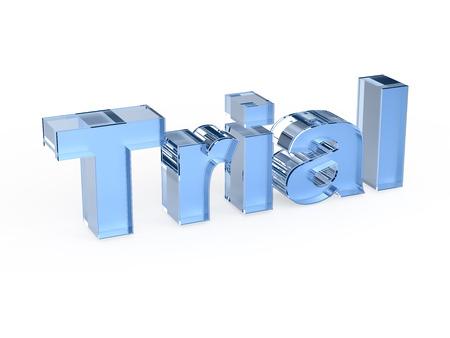 shareware: Trial software sign