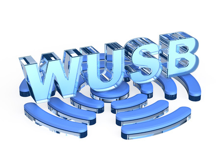 pictogramme: WUSB (Wireless USB) sign