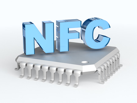 cardkey: NFC technology sign