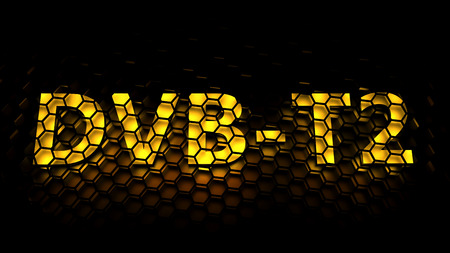 terrestrial: DVB - T2 Digital Video Broadcasting Terrestrial