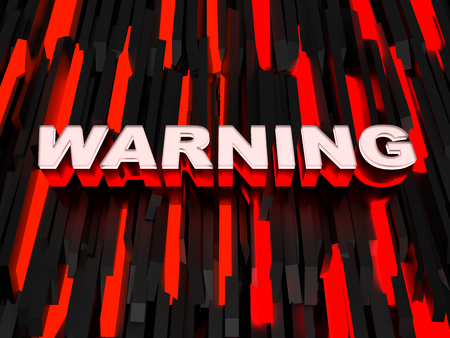 pictogramme: warning background