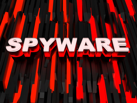 pictogramme: Spyware background Stock Photo