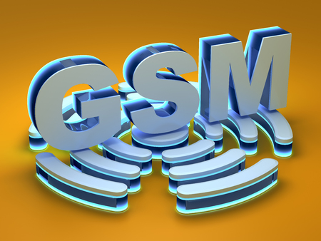 wireless telephone: GSM - Global System for Mobile Communications