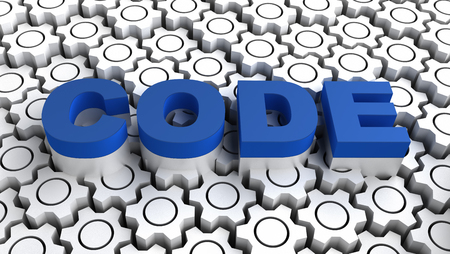 decoding: Code concept