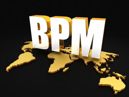 bpm: BPM acronym (Business performance management)