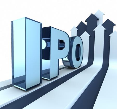 IPO 약자 (기업 공개)
