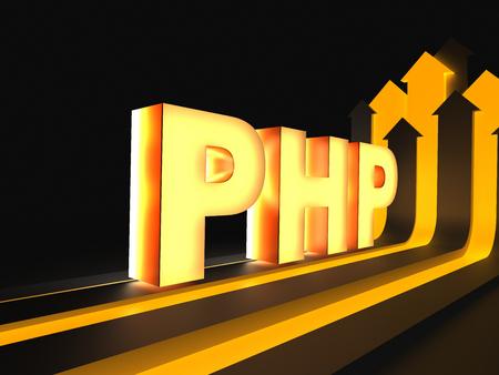 PHP を-汎用プログラミング言語 写真素材