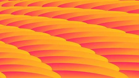 Colorful patterns. Abstract background with orange gradient colors, vector illustration.