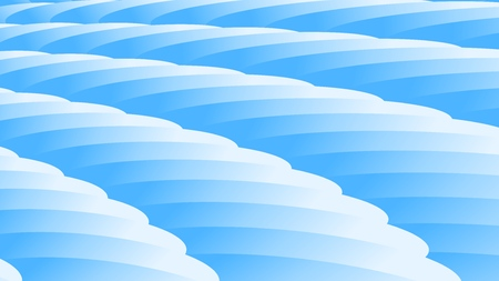 Colorful patterns. Abstract background with blue gradient colors, vector illustration.