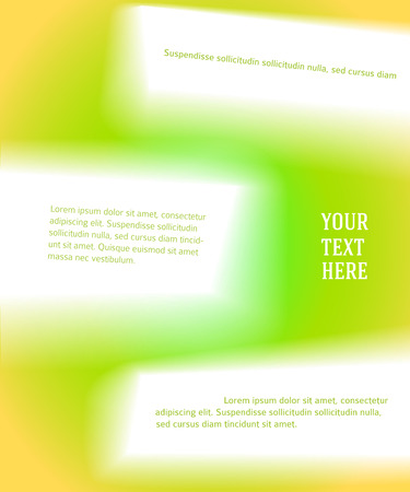 Beach party abstract glowing light background wish space for text. Vector illustration EPS 10. Theme of summer, nature, travel, spring, wellness for design presentation template, advertising booklet