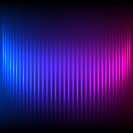 Purple blue abstract background of bright glow perspective with lighting lines. Gorgeous graphic image template. Abstract vector Illustration eps 10 for your business brochure