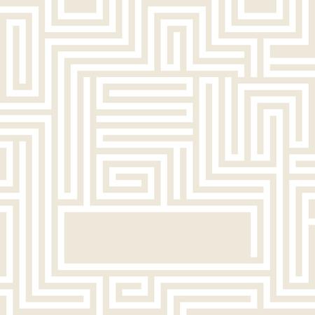 relaciones humanas: Maze Textura amarilla y lugar para el texto aislado. Resumen ilustraci�n vectorial EPS 10. Concepto psicolog�a, soluci�n creativa de problemas, el pensamiento l�gico, el estudio de las relaciones humanas