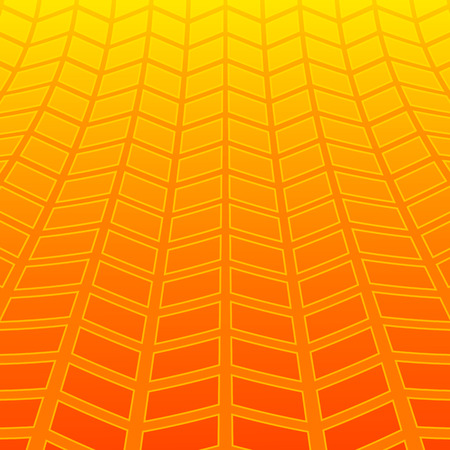 agribusiness: Colorful orange & yellow geometric light lines background. Vector illustration,    design brochures, banners agriculture technology, farming, agribusiness, agriculture industrial, agronomy