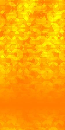 umschwung: Werbung Flyer Design-Elemente. Netz orange Hintergrund mit elegante Grafik Twisted Umkehr hellen Lichtstrahlen. Vektor-Illustration EPS 10 f�r die Vorlage Brosch�re Layout Brosch�re, Newsletter