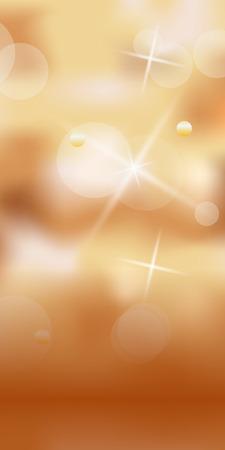 salon beauty: Elementos de dise�o de viajero Publicidad. Fondo de chocolate con las estrellas gr�ficos elegantes rayos de luz brillante de. Ilustraci�n vectorial para el folleto plantilla, folleto de dise�o, tarjeta del men� de la cafeter�a Vectores